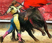 Francisco Sanchez Salas - Masterful matador