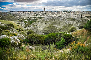 Matera Photos - Maters city of stones by Sabino Parente