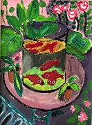 Ethan Altshuler - Matisse The Gold Fish...