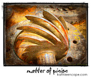 Pinion Art - Matter of Pinion by Kathleen Cope
