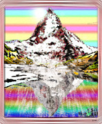 Upgrade Framed Prints - Matterhorn Framed Print by Daniel Janda