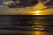 Peggy J Hughes - Maui Beach Sunset