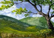 Maui Landscape Print by Darice Machel McGuire