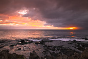 Terry Hollensworth-Rutledge - Maui Sunset