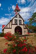 Jenny Rainbow - Mauritian Catholic Church.  Notre Dame Auxiliatrice