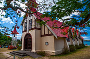 Jenny Rainbow - Mauritian Fishermen Church in Grand Baie