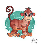 John Keaton - Max The Monkey