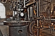 Edison Framed Prints - Maxi Mill Framed Print by Mark Cranston