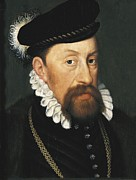 1576 Prints - Maximilian Ii 1527-1576. Holy Roman Print by Everett