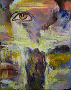 Prophet Painting Posters - Mayan Prophecy Poster by Michael Creese