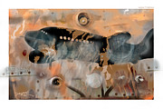 Plane Mixed Media Metal Prints - Mayday Metal Print by Bob Salo