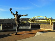 Pittsburgh Pirates Prints - Maz Again in 2011 Print by Spencer McKain