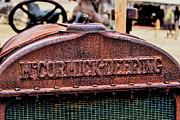 Mccormic Deering Print by Jon Burch Photography