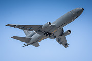 Aviationart Prints - McGuire AFB KC-10 Extender Print by Felix Bahamonde