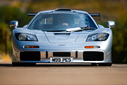 Manual Originals - McLaren F1 by George Schmahl