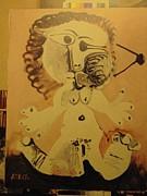 Pablo Picasso - Me 12 1 68