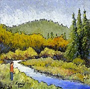 Kenny Henson - Me and a creek