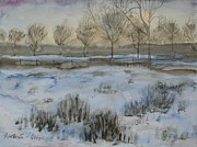 Alfred Motzer - Mead Under Snow