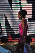 Street Photography Digital Art - Mean Street Havana by David Coomber