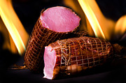 Life Greeting Cards Prints - Meat Print by Michal Bednarek
