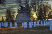 State Of Montana Photos - Medal Of Honor Hdr by Joshua Dwyer
