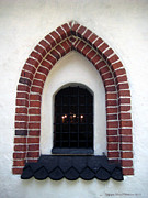 Leena Pekkalainen - Medieval Church Window