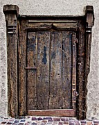 Russ Murry - Medieval door