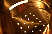 Heavy Metal  Photos - Medieval Helmet 10 by Micah May