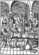 Photo Researchers - Medieval Inquisition Water Torture
