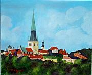 Estonia Originals - Medieval Tallinn by Laurie Morgan