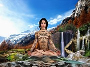 Arcanico Luca Smith Acquaviva - Meditation Girl