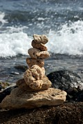 Bonita Hensley - Meditation Rocks