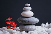 Sanjay Deva - Meditation stones with...