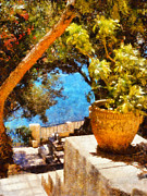 Gorgeous Photos - Mediterranean steps by Pixel Chimp