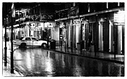 Meeting Photo Prints - Meeting on Bourbon Street Print by John Rizzuto