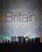 Book Title Art - Megalithic Britain by Edmund Nagele