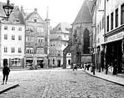 A Gurmankin - Meissen Germany Street...