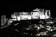 Frederick Pyrography - Melfi by night by Gianluca Pisano