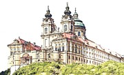 Maciej Froncisz - Melk Abbey in Lower...