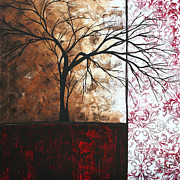 Original Paintings - Melodrama by MADART by Megan Duncanson