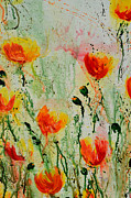 Ismeta Originals - Melody of Spring- Flower by Ismeta Gruenwald