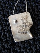 Melting Silver Print by Patricia  Tierney