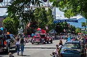 Mick Anderson - Memorial Day Parade in Grants Pass