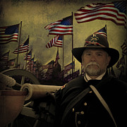Regiment Digital Art - Memorial Day - Remembering the Fallen by Jeff Burgess
