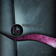 Stone Digital Art Originals - Memories by Franziskus Pfleghart
