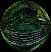 Old Trucks Photos - Memories In A Bubble by Jeff  Swan