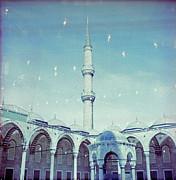 Memories Of Istanbul Print by Alda Villiljos