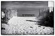 Fine Art Memories Prints - Memories of LBI Print by John Rizzuto
