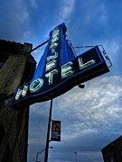Civil Rights Movement Prints - Memphis - Lorraine Motel 002 Print by Lance Vaughn