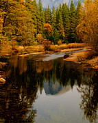Terry Garvin - Merced River and Half...